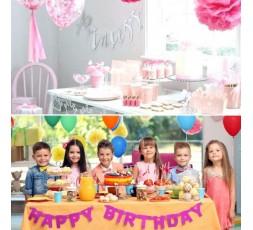 Organisation d'événements : anniversaire, baby shower