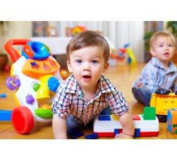 Atelier parents/enfants basés sur la liberté de mouvement