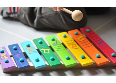 Atelier éveil musical 4-6 ans