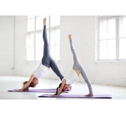 Yoga parents-enfants: prendre soin de l'autre