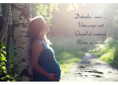 Hypnonaissance : préparation à la naissance