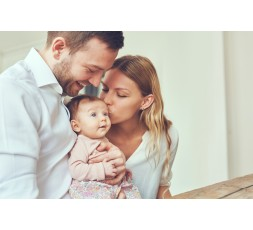 Retour à la maison avec bébé