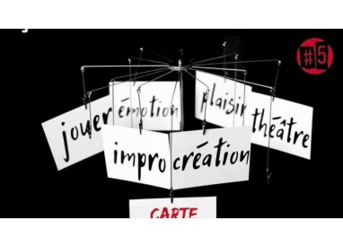 Atelier Improvisation Théâtrale Adultes