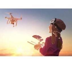 Atelier Pilotage de Drone
