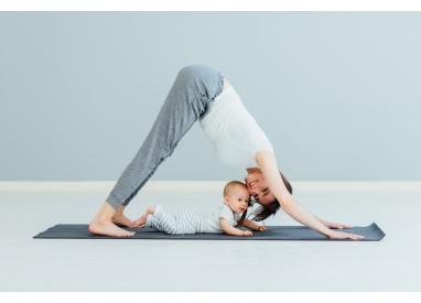 Pilates post natal