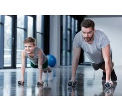 Cardio Training Parent-Enfant