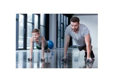 Cardio Training Parent-Enfant