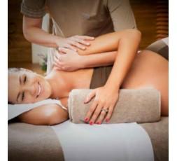 Massage bien-être femme enceinte