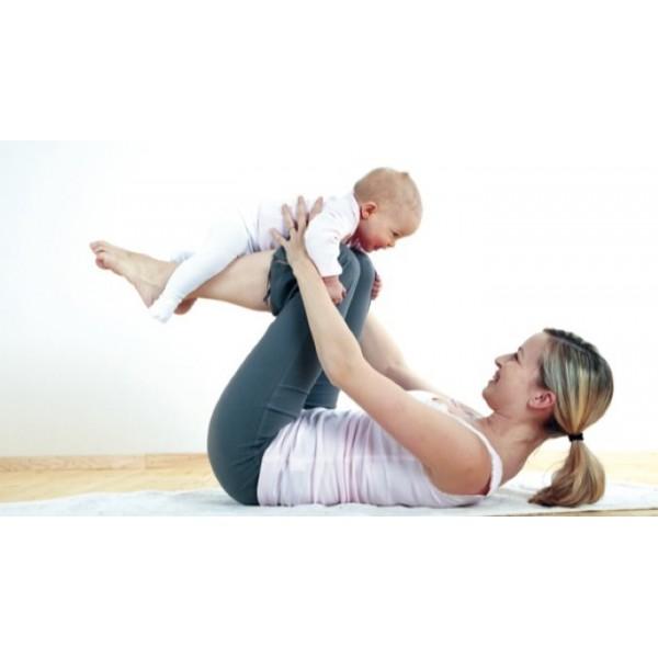 Gym douce maman-bébé